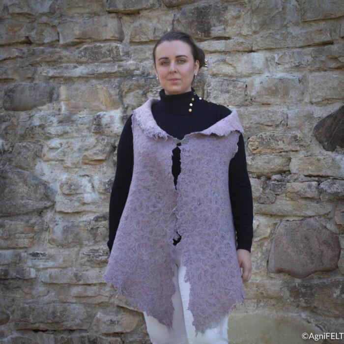 meriinovillane vest
